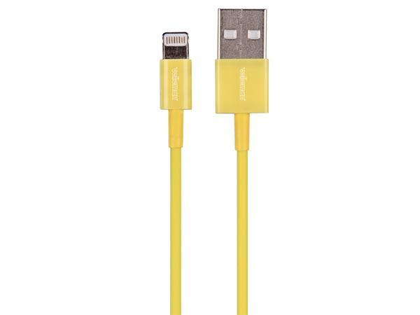 CABLE LIGHTNING (8 PINES) A USB TIPO A - Imagen 1