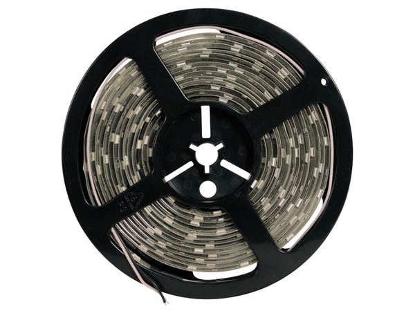 CINTA DE LEDs FLEXIBLE - COLOR BLANCO CÁLIDO - 150 LEDs - 5m - 12V - Imagen 3