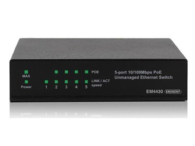 POE / SISTEMAS POWER-OVER-ETHERNET