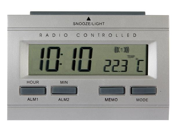 Dcf Dcf Reloj Reloj Retroiluminación Con T3l1KFcJ