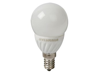SYLVANIA - BOMBILLA LED ToLEDo BALL SATIN 2.5W - E14